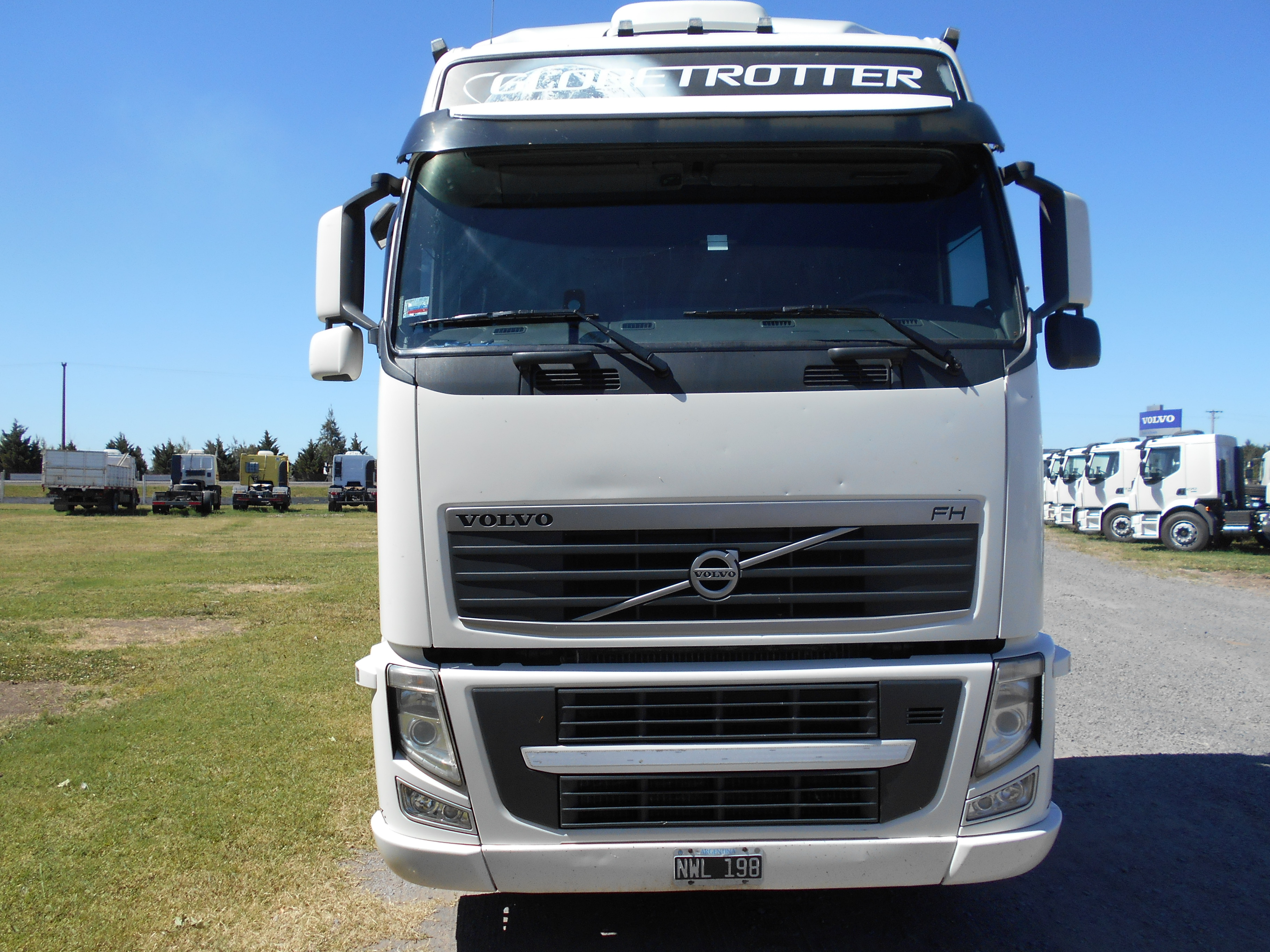 VOLVO FH 440 I-SHIFT