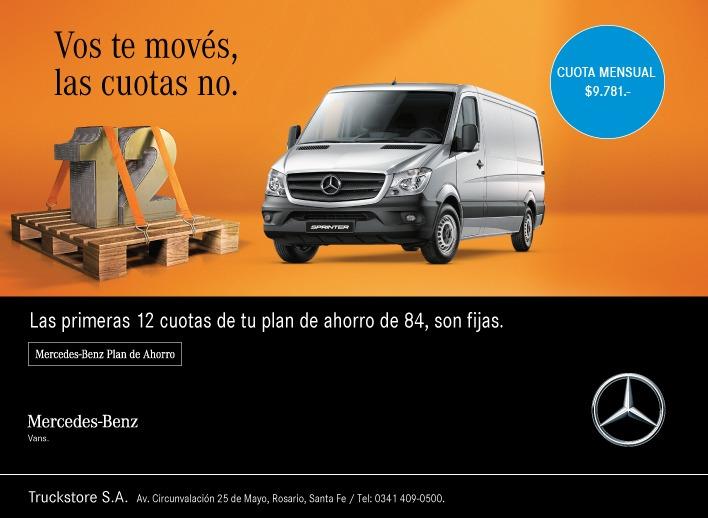 Plan de Ahorro Mercedes