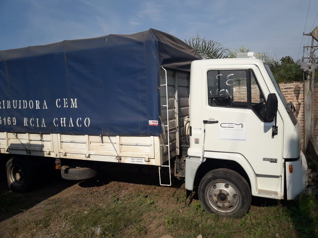 AGRALE 8500 C/CAJA 6MTS