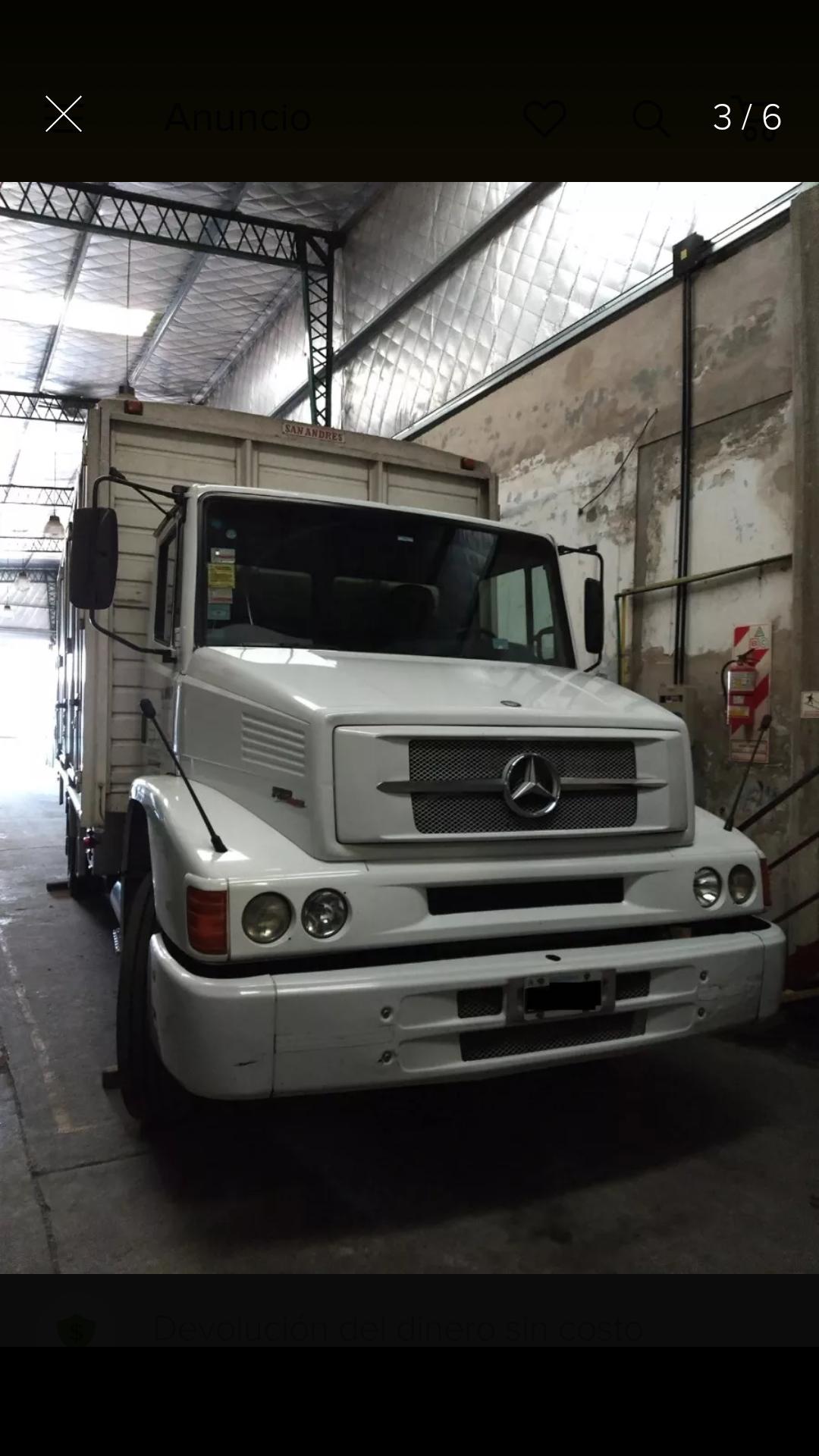 Mercedes Benz L1318