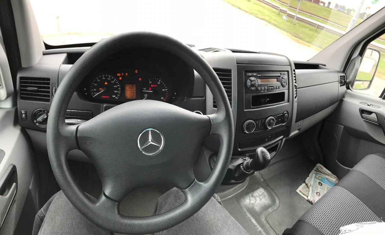 Mercedes Benz Sprinter 4325 TE V2 con AA