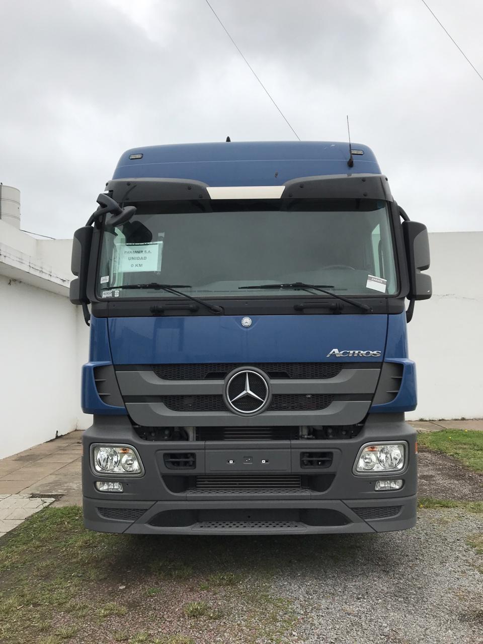 Mercedes Benz Actros 2041 0 km