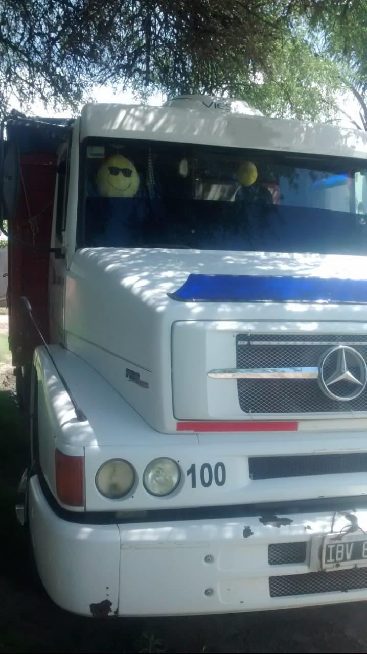 Mercedes Benz 1624 2009 carrozado, recibo permuta 1.450.000