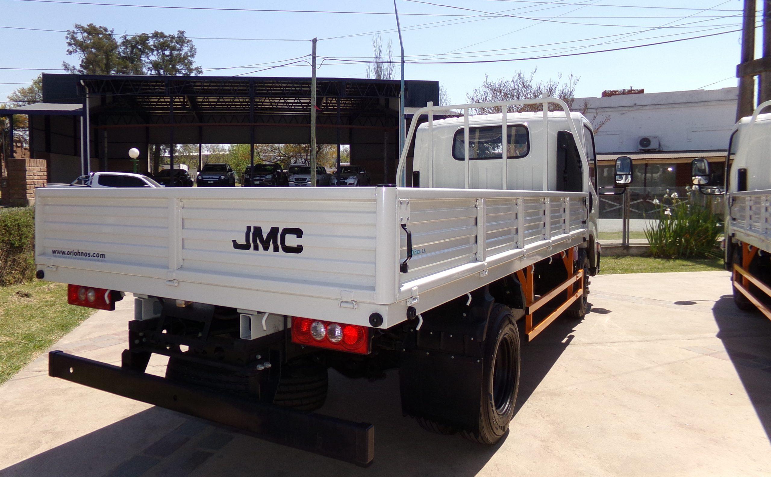 JMC N900 Motor JMC ISUZU 115hp 0Km para 4 Toneladas