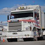 Scania T 112 H 360 – Salto en alto y largo