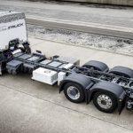 Mercedes-Benz presenta su camión eléctrico