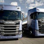 Scania presentó en París sus nuevos camiones