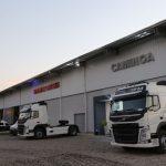 Nuevo Concesionario Volvo y Renault Trucks