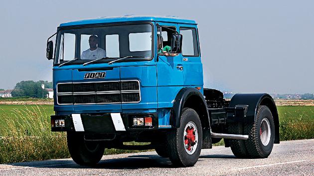 """3bbe1773a5 Fiat 619 N1 """"El Bruto"""" - Planeta Camión"""