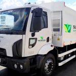 Nuevos Ford Camiones en la recolección de residuos en Brasil