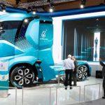 Iveco presentó novedades en el Salón de Hannover 2016