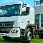 El Mercedes-Benz Atego 1726 comenzó a producirse en Argentina