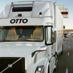 Un camión autónomo de Uber hizo el primer viaje sin conductor