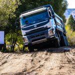 """""""Volvo Extreme"""", un gran evento de camiones para aplicaciones severas"""