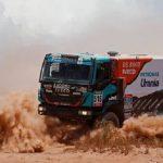 Iveco y De Rooy se alistan para el Dakar 2017