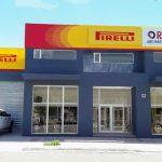 Nuevo local Pirelli en Gral. Acha, La Pampa
