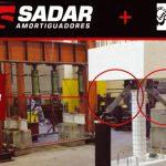 Sadar Amortiguadores y Fiuba en un proyecto novedoso de protección sísmica no tradicional