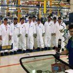 Plan de visitas de clientes a la planta de Iveco