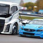 Duelo de titanes Volvo