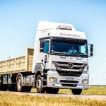 Mercedes-Benz lidera el mercado de comerciales