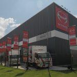 Hino abre las puertas de su concesionario Metrocam en zona oeste