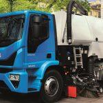 Iveco proveerá 42 camiones impulsados con GNC a la ciudad de Milán