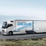 Volvo prueba una cadena cinemática híbrida