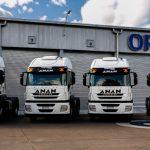 Seis Iveco Stralis para Transporte Anan