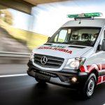 Mercedes-Benz Argentina entregó 140 unidades Sprinter al SAME.