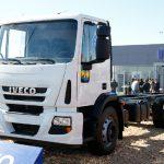Nuevo Iveco Tector 15 toneladas