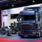 Scania estará presente en el Salón del Automóvil de Buenos Aires