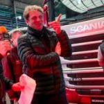 Scania solidario por séptima vez