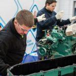 Competencia para técnicos de Volvo Trucks