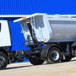Patentamientos de camiones en agosto