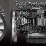 Nuevos motores de Scania en Fenatran