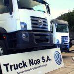 Truck Noa, nuevo concesionario de Volkswagen Camiones en Salta