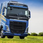 El flamante Volvo FH Performance Edition