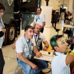 La competencia mundial de servicio técnico de Volvo