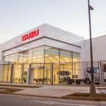 Isuzu inaugura concesionario oficial en Santa Fe