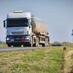 Restricciones para camiones por el fin de semana largo