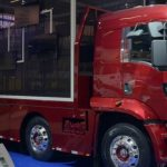 Camión semiautónomo de Ford en desarrollo