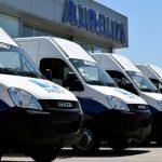 11 furgones Iveco Daily para DirecTV