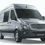 Edición especial de la Mercedes-Benz Sprinter