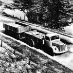 Duelo de titanes: Bedford J6 LC1 vs Mercedes-Benz L-312