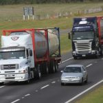 Restricciones de rutas para camiones por el fin de semana largo