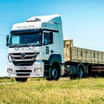 Doble opción: Mercedes-Benz Axor 2041 S Bluetec 4×2