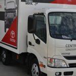 Toyota expande su servicio técnico móvil con Hino
