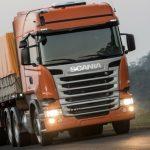 Flamantes motores XPI de Scania