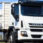 Patentamientos de vehículos comerciales pesados en 2017