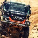 Los Iveco vuelven a ubicarse en los dos primeros lugares del Dakar